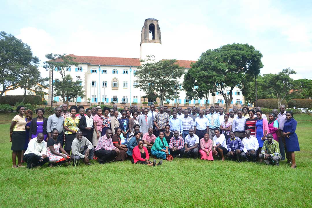 Mak-Sweden trains 100 PhD students from Mak, Kyambogo, Busitema, Mbarara and Gulu