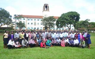 Mak-Sweden trains 100 PhD students from Mak, Kyambogo, Busitema, Mbarara and Gulu